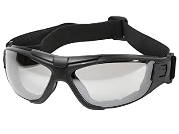 4eb2f2eb5c Amazon.com  Radians 4-in-1 Foam-Lined Airsoft Safety Glasses