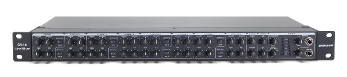 Samson SM10 Rackmount Stereo Line Mixer