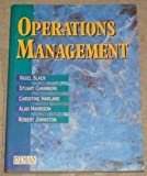 Operations Management, Slack, Nigel, 0273603167