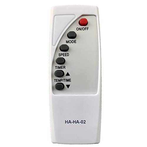 HA-HA-02 Replacement for Haier Commercial Cool Air Conditioner Remote Control AC-5620-62 AC562062 AC-5620-71 AC562071 A2530-120-AA03 for CPN08XC9 CPN10XC9 CPN10XH9 CPN08XCJ CPN10XHJ CPN10XCJ CPN11XCJ by Generic (Image #1)