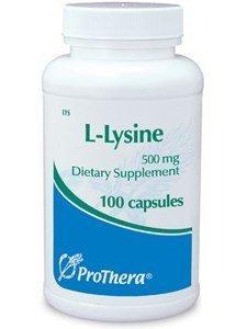 ProThera - L-Lysine 500mg 100caps by Prothera