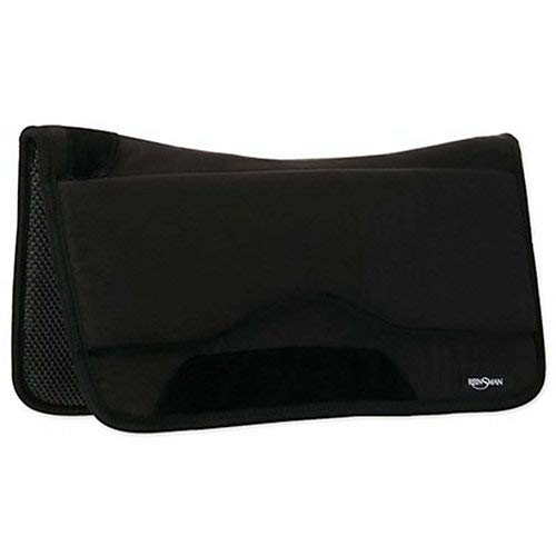 Reinsman Tacky Too Contour Swayback Pad Black