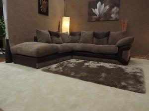 buy cheap 99478 7d4e4 Online Sofa Wholesale Scs Dino Jumbo Brown Fabric Cord ...