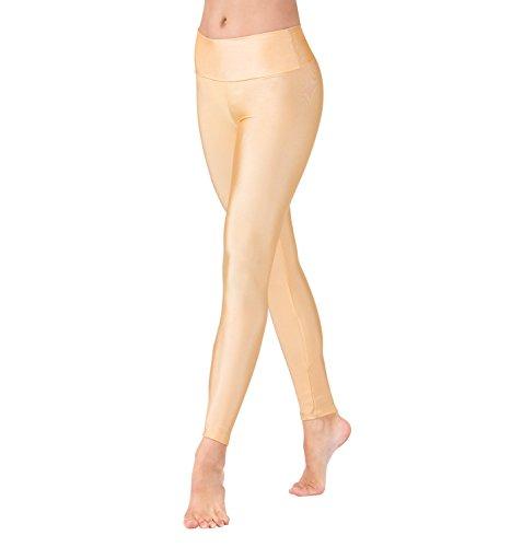 Adult High Waist Leggings,N8642BLKS,Black,Small