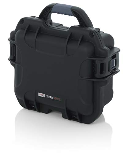 Gator Cases Titan Series Water Proof Case for Wireless Mic Systems; Fits Sennheiser EW ENG (GU-MIC-SENNEW-1)