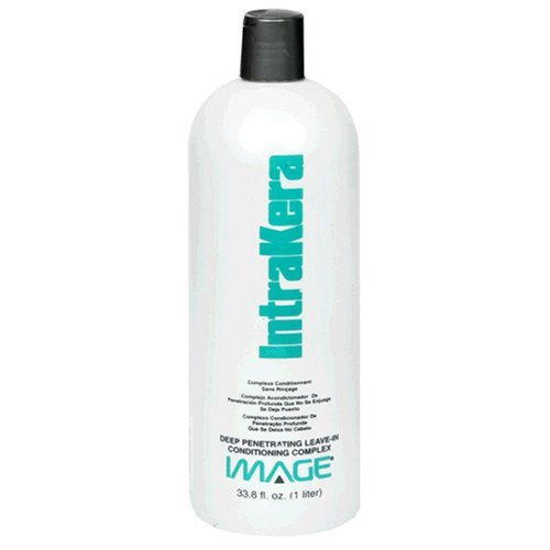 Image IntraKera Deep Penetrating Leave-In Conditioner, 32 Ounces ()