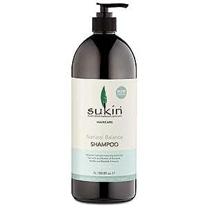 Sukin Sukin Natural Balance Shampoo, 1 Litre