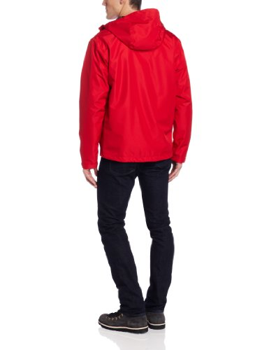 Uomo Helly Giacca Hansen 162 J Seven Impermeabile Rosso OCOqX