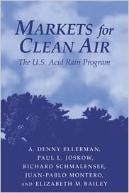 Book Markets for Clean Air: The U.S. Acid Rain Program