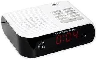Silva Schneider UR 1175 Reloj Radio despertador Antena Red ...
