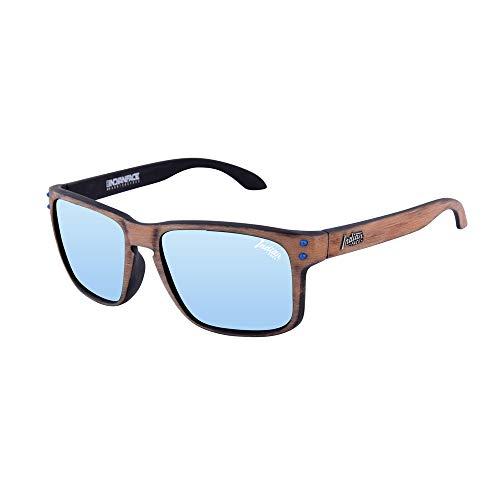 Unisex Spirit Brown INDIAN THE Freeride Sol de Wooden FACE Gafas 55 tzRqRB