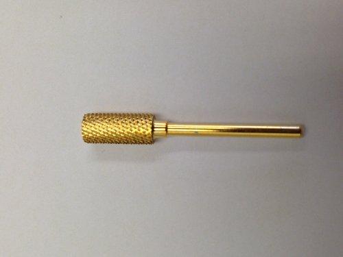 Carbide Gold , Small Barrel 3/32 Medium.