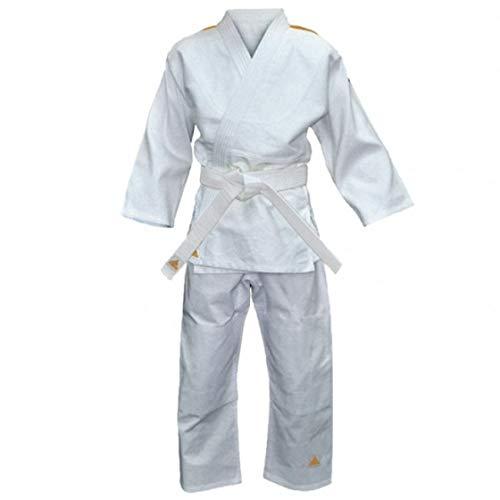 adidas Traje de Judo Evolution II para niños, weiß - Orange ...