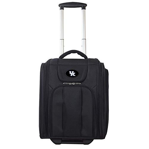 NCAA Kentucky Wildcats Deluxe Wheeled Laptop Overnighter (Kentucky Ncaa Bag Laptop Wildcats)