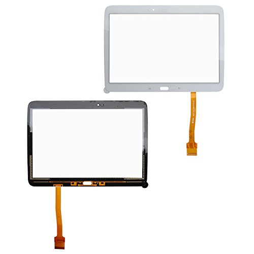 6619aa768e4 Image Unavailable. Image not available for. Color: BisLinks For Samsung  Galaxy Tab 3 10.1 Touch Screen Digitizer Glass White GT ...