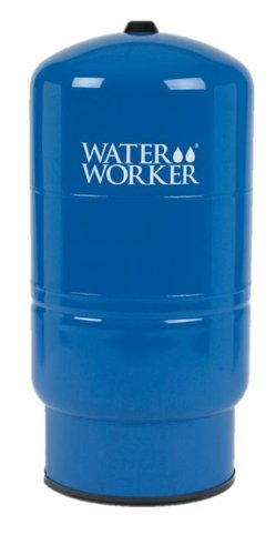 WaterWorker 25009 20Gal Vertical Well Tank, 20-Gallon
