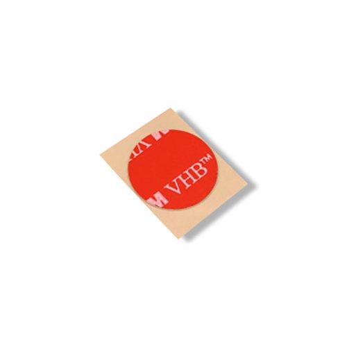 "3M 4991 VHB Adhesive Tape, 0.75"" Diameter Circles"