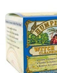 Remedies Hazel Witch Homeopathic (Humphrey's Homeopathic Remedy Witch Hazel Cleansing Pads - 60 Ct, Pack of 2)
