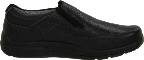 Flors Mens Fly Slip-on Black