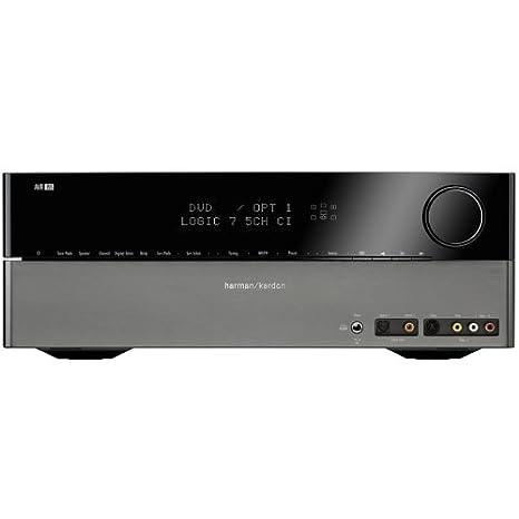 Harman/Kardon AVR 155 - Receptor AV (40W, 5.1, 0,07%, AM, FM, 230V ...