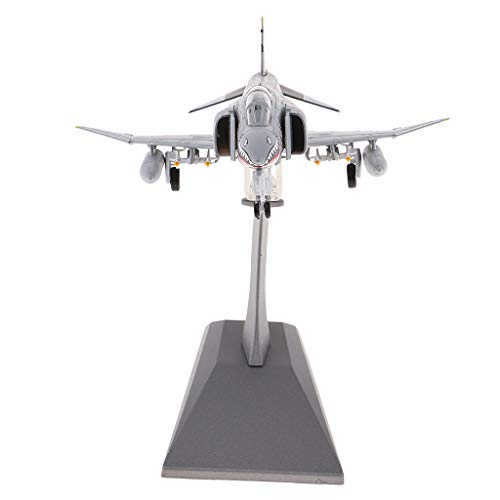 Used, Prettyia F-4 Phantom Fighter 1/100 Scale Military Aircraft for sale  Delivered anywhere in USA