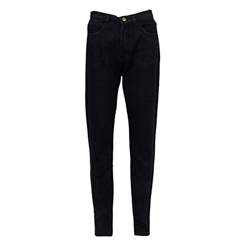- CARMELA HILL WILLIAMS Women High Waist Jeans Vintage Mom Style Pencil Jeans Cowboy Denim Pants