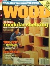 Better Homes and Gardens Wood Modular Shelving (September)
