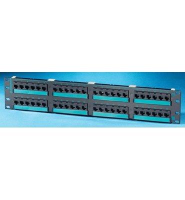 Ortronics Clarity 5E Cat5e 48-Port Patch Panel OR-PHD5E6U48