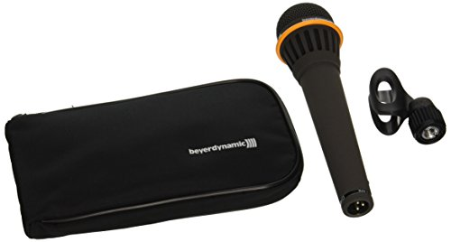 Beyerdynamic M59 Dynamic Directional Microphone for Electric News Gathering - ENG/Electronic Field Production - EFP