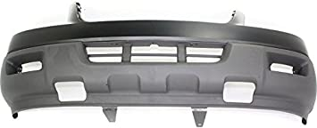 OE Replacement Ford Expedition Front Bumper Cover Partslink Number FO1000524