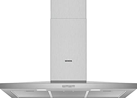 Siemens iQ100 LC94QBC50 - Campana (350 m³/h, Canalizado, E, A, D ...