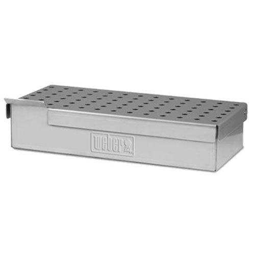 Weber 7576 Universal Stainless Steel Smoker Box