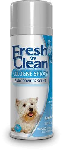 (Lambert Kay Fresh Floral Scent Pet Baby Powder Cologne Spray, 6-Ounce )