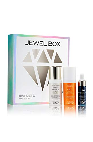 Sunday Riley Jewel Box Kit, 0.7 fl. oz.