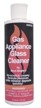 gas appliance glass cleaner - 2