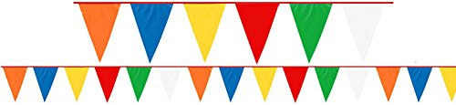 yellow and red streamers - 3