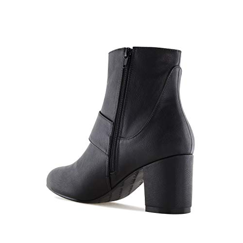 Bottom For nero Buckle am4103 Andres 32 45 Small Boots 42 Women Machado Large Taglie 35 and nRHxE