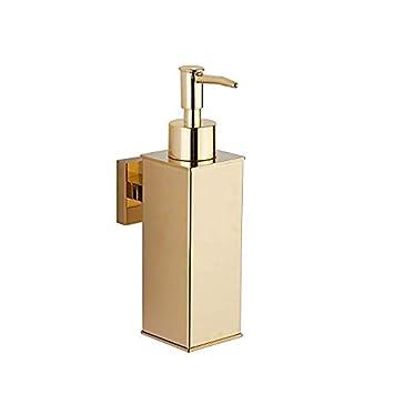 Amazon.com: Bgl Dispensador de jabón de acero inoxidable 304 ...