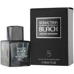 Antonio Banderas Gift Set Seduction In Black By Antonio Banderas - Antonio Banderas Fragrances