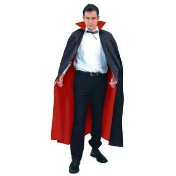 56 Satin Cape Costumes (56 Inch adult Deluxe satin Cape Adult 56