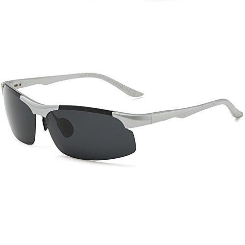 B-B Men's Outdoor Cycling Fashion New Style Sports Polarized Sunglasses 75mm