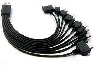 YOUBO 10 en 1 Universal de Múltiples Funciones de Cables USB ...
