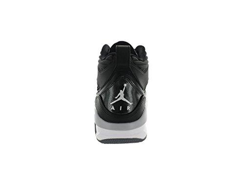 Air Jordan Flight Mens Hi Top pallacanestro formatori 654262 scarpe da tennis nero