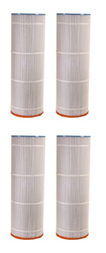 4) Unicel UHD-SR100 Replacement Filter Cartridges 102 Sq Ft Sta-Rite WC108-58S2X by Unicel