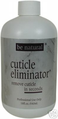 (Prolinc Be Natural Cuticle Eliminator Remover Softner Skin 18Oz by)