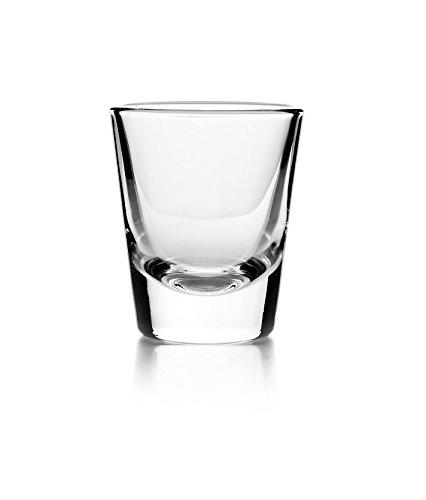 Clear 1.5 oz Shot Glass - Shot Minimum Custom Cheap Glasses No
