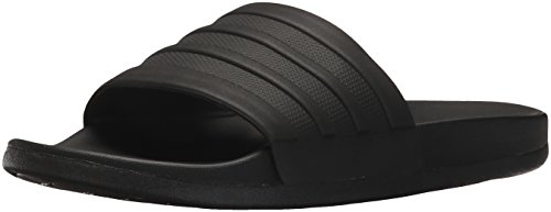 adidas Adilette Cloudfoam Plus Mono Slides Women's
