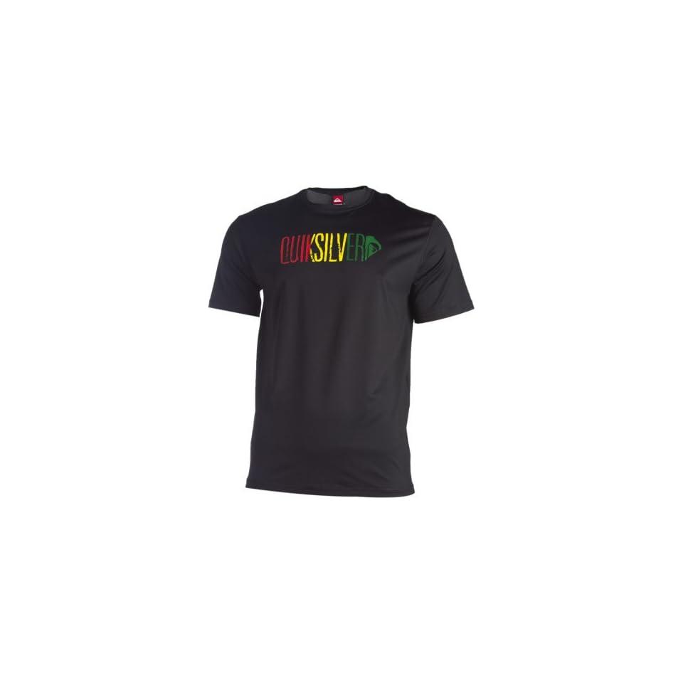 Quiksilver Sky Scraper Surf Shirt   Short Sleeve   Mens