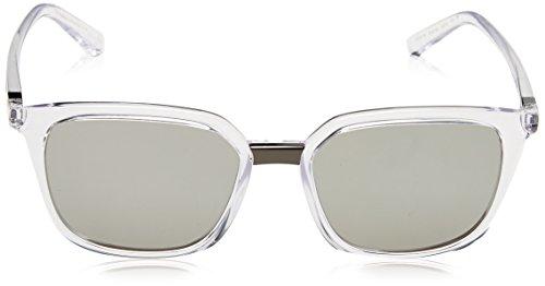 Hombre Dolce 0Dg6114 amp; Gafas 53 Crystal Gabbana para de Sol v00wr