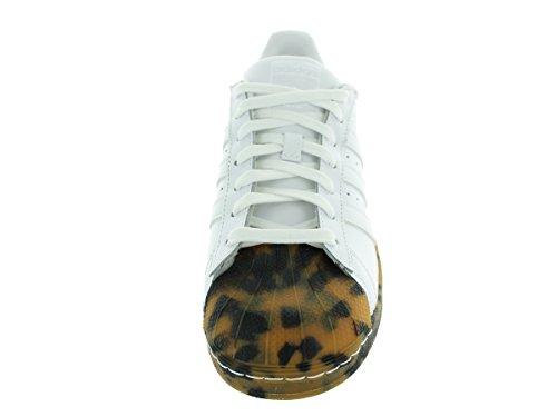 Adidas Heren Superster Originelen Ftwwht / Ftwwht / Ftwwht Toevallige Schoen 10 Mannen Ons